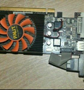 Видеокарта Palit GeForce GT 430 1gb