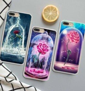 Клип-кейс для Apple iPhone 5/5c/5s/SE