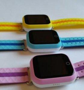 Часы детские Smart Baby Watch Q100