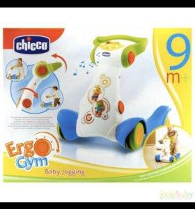 Ходунки-каталка Chicco Ergo Gym