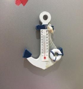 Термометр комнатный на магните