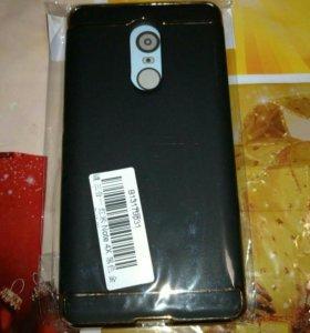 Защитная накладка Redmi Note 4X 3/32.