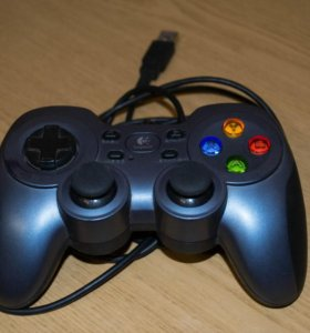 Геймпад Logitech Rumble Gamepad F510