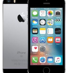 Продам iPhone SE 64гб Space Gray