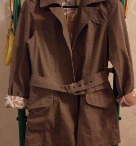 Пиджак-пальто размер 44
