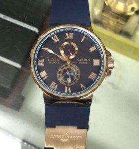 мужские часы Ulysse nаrdin механика