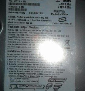 HDD Seagate 120 Gb
