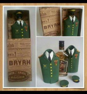 Подарочный чехол для бутылок