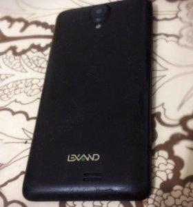 Телефон LEXAND S5A4 ARGON