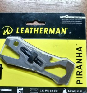Leatherman Piranha
