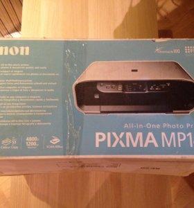 МФУ Сanon PIXMA MP140 без картриджей.