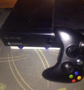 Обменяю Xbox 360E 500gb