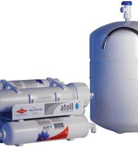 Система обратного осмоса atoll A-450 STD Compact