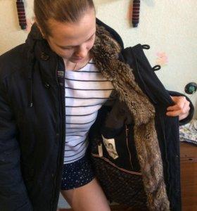 Куртка зимняя мужская 56 размер