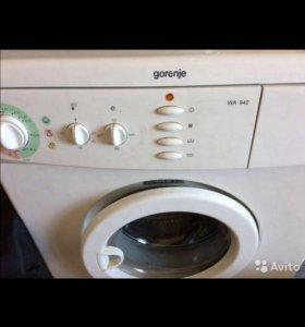 Машинка стиральная бу, требует замены подшипника
