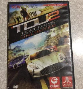 Игры на Xbox Диски на xbox Tour 2