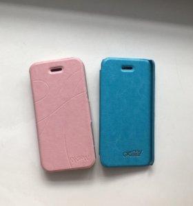 Чехлы на айфон 5,5S