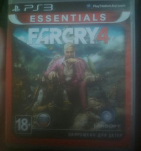 PS3 Farcry 4