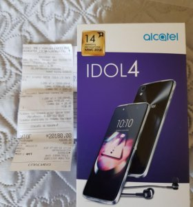 Телефон Alcatel IDOL 4