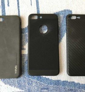 Чехлы панельки для Iphone 6,7,8 plus