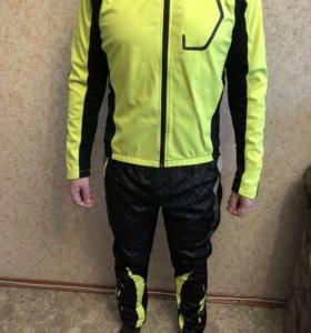 Беговой лыжный костюм