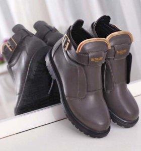 Ультрамодные весенние ботиночки