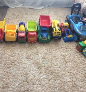 Детские игрушки,машины