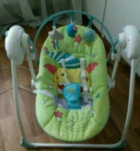 Элекрокачели Happy Baby Jolly
