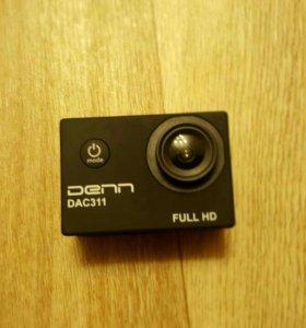Экшен камера DAC311 FULL HD