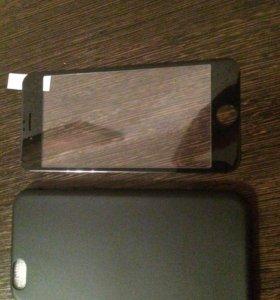 Чехол и плёнка на IPhone 6s