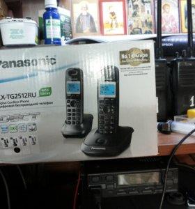 Радиотелефон Panasonic DECT KX-TG2512Ru