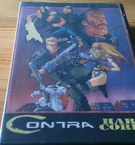 Sega Contra hard corps