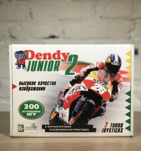 Денди 8-bit Dendy Junior 300 игр