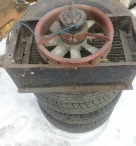Автомобильная печка