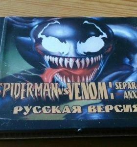 Sega Spider-man vs Venom
