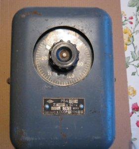 электромеханическое реле времени РВ-4-2