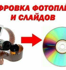 Отцифровка фотопленки