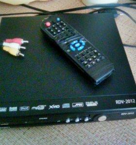 DVD Rolsen rdv-2012
