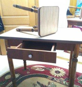 Комплект: стол+4 стула