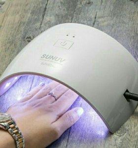Новая лампа для наращивания ногтей