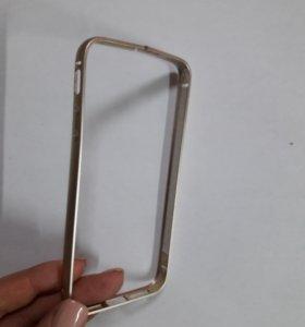 Бампер iPhone 5-5s