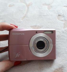 Фотоаппарат olympus fe-26
