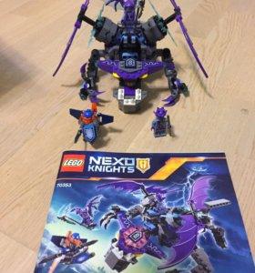 Лего Нексо Найтс, Lego Nexo Knight