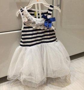 Платье до 1 года