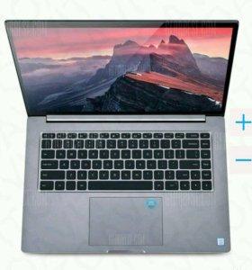 Ноутбук Xiaomi mi note pro 15.6
