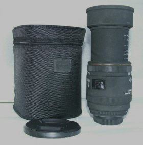 Sigma AF 70 mm f/2.8 EX DG MACRO для Nikon.