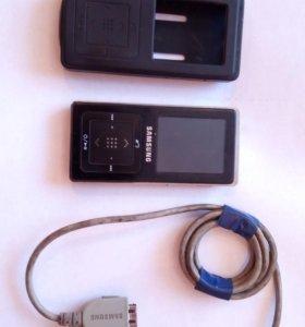 MP3 плеер Samsung YP-Z5F 4GB