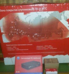 Спутниковый комплект ТВ от МТС(оптимальный)