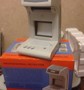 Новый детектор банкнот PRO 1500