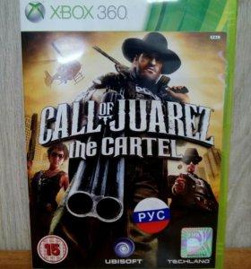 XBOX 360 CALL OF JUAREZ THE CARTEL RUS